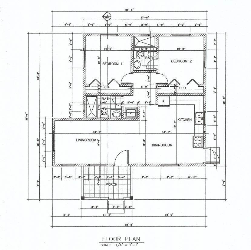 (LA Development ) The Grape 2 Bed 2 Bath Floor Plan 924 sq $200K~